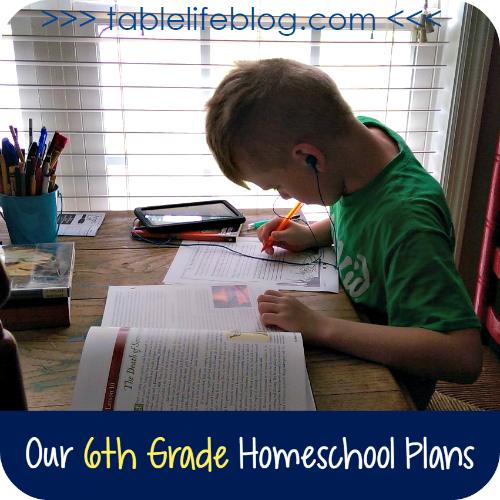 6th Grade Curriculum Choices for Homeschool - The Mystery of History