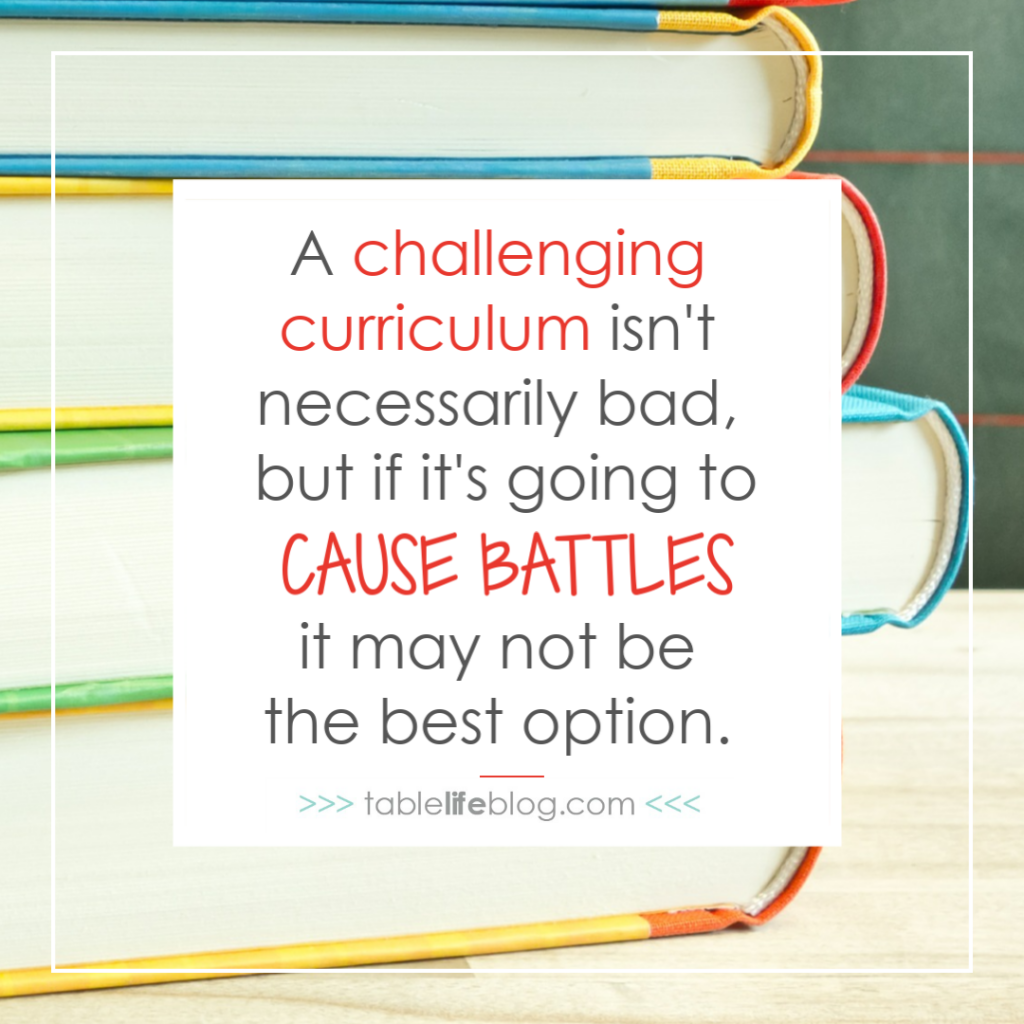 5 Questions to Ask When Choosing Homeschool Curriculum