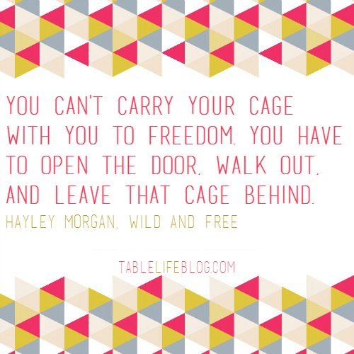 Getting Back to Wild and Free: review of Wild and Free by Jess Connolly and Hayley Morgan