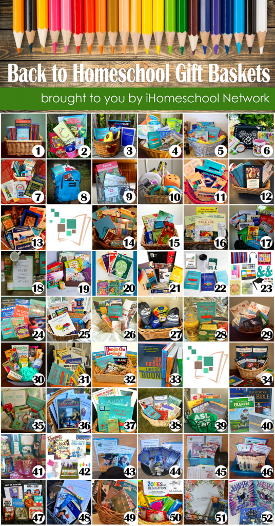 iHomeschool Network Back-to-Homeschool Giveaway - All About Art Giveaway