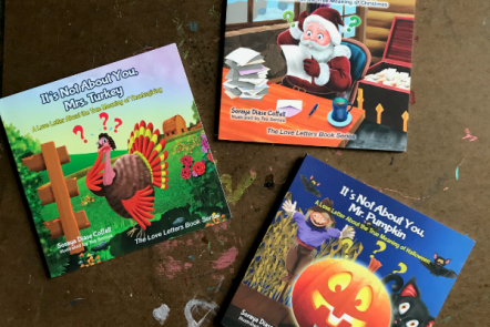 The Love Letters Series: Holiday Books for Christian Kids