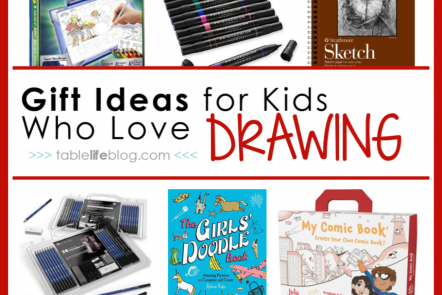 Drawing Gifts for Kids