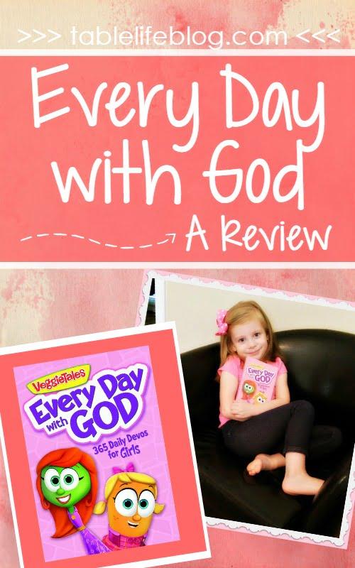 Every Day with God: 365 VeggieTales Devos