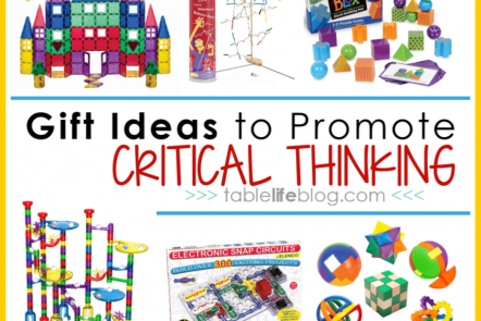 Learning Through Playtime: Top 10 Critical Thinking Toys