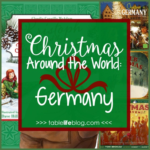 Christmas Around the World in 100 Books - Christmas in Germany