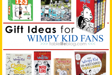 Wimpy kid gift ideas for kids who love Diary of a Wimpy Kid