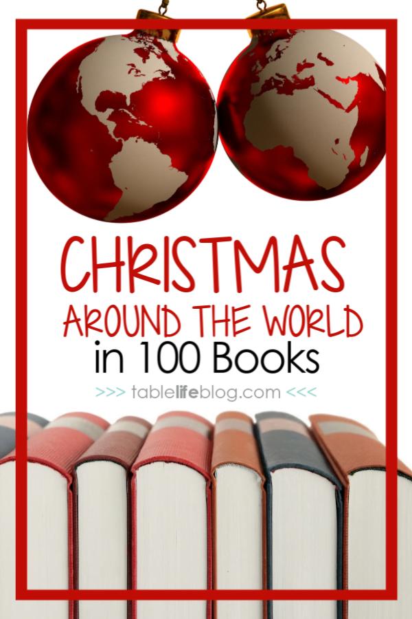 Christmas Around the World in 100 Books