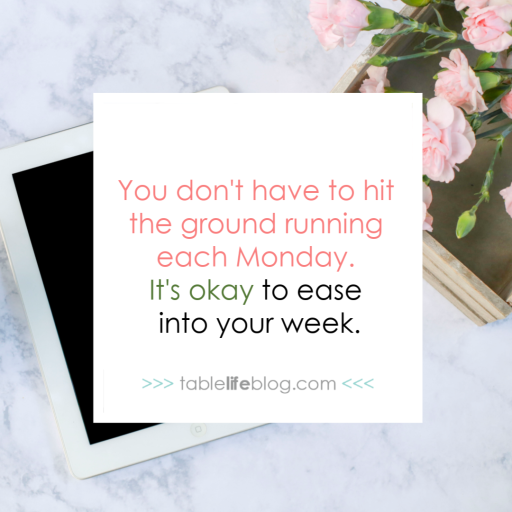 Homeschool Monday: 5 Tips for Starting Strong Each Week