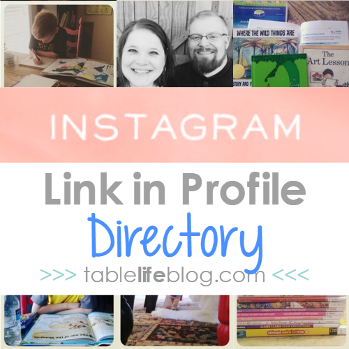 Instagram - Link in Profile Directory