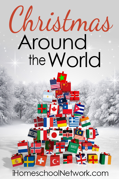 Christmas in Italy Unit Study ~ Christmas Around the World with iHomeschool Network