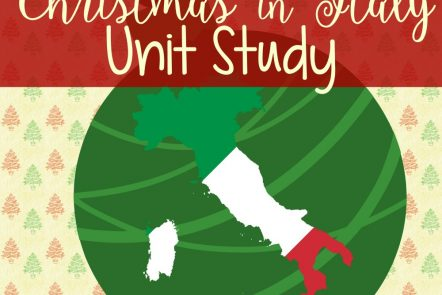 Christmas in Italy Unit Study