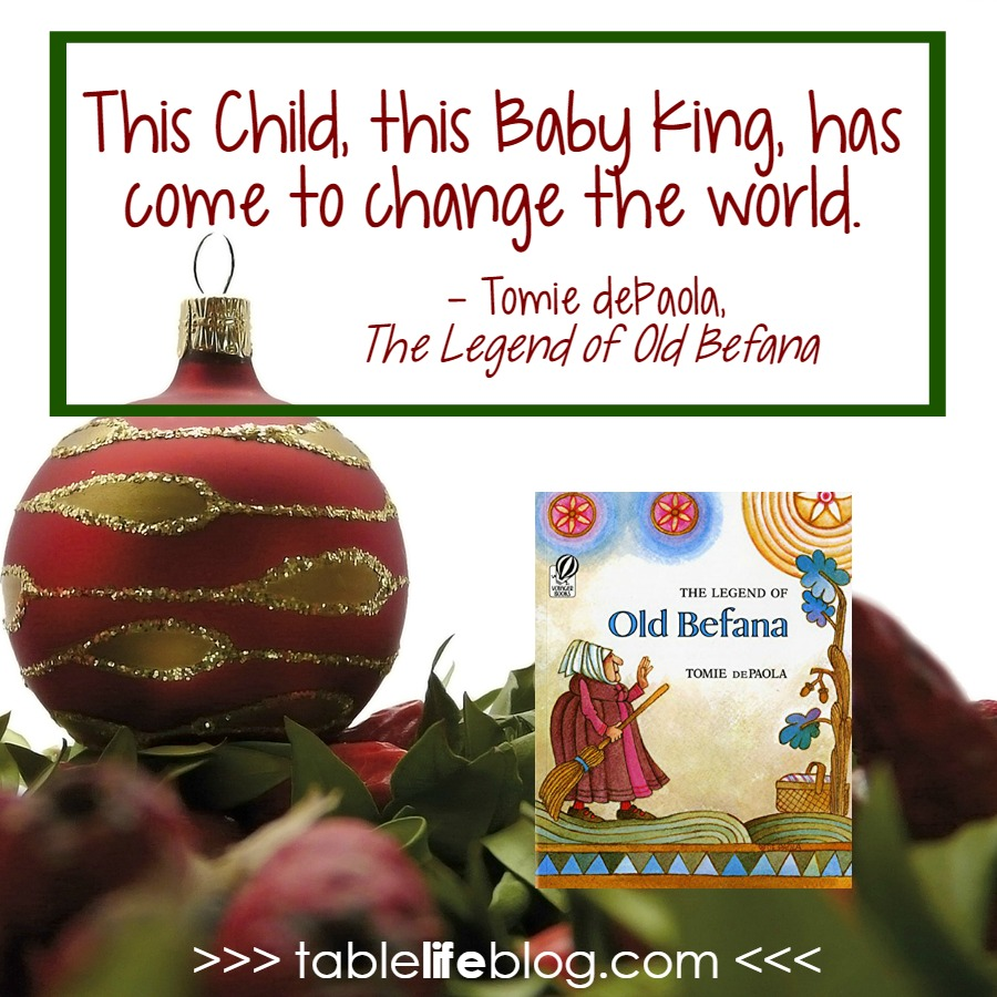Christmas in Italy Unit Study - The Legend of Old Befana