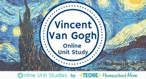 10 Children's Books About Vincent van Gogh - Van Gogh Online Unit Study