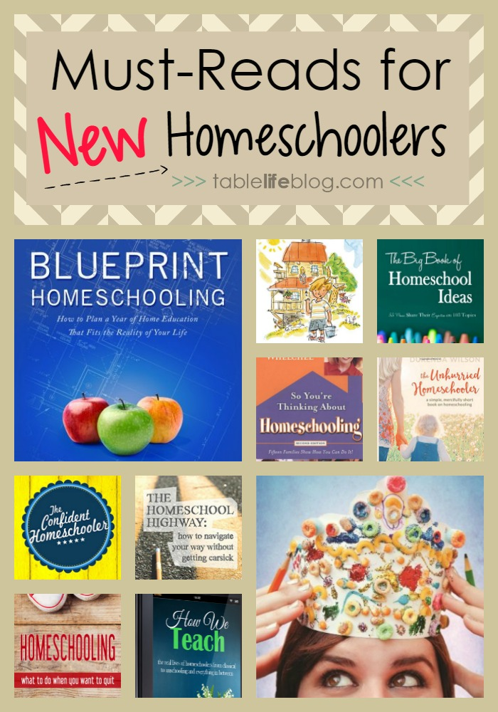 10 must read books for new homeschoolers tablelifeblog 10 must read books for new homeschoolers malvernweather Gallery