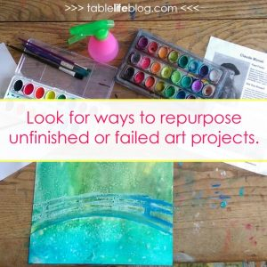Why I Don't Keep My Kids' Artwork and What I Do Instead