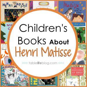 Children's Books About Master Artists: Henri Matisse