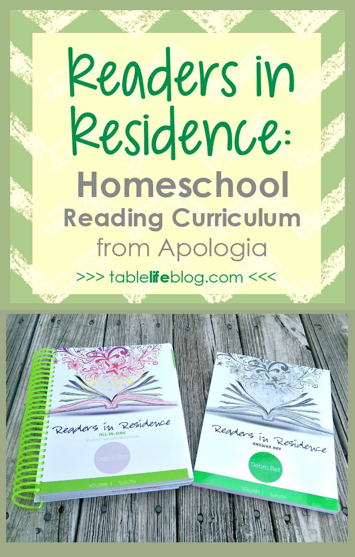 Raising Analytical Readers with Apologia's Homeschool Reading Curriculum