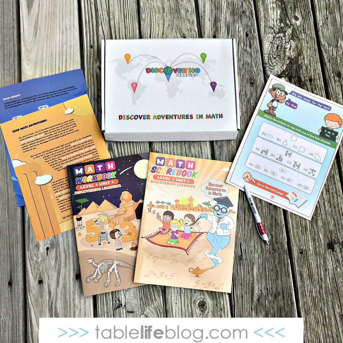 Discovering Learning Math Education Subscription: A Fun Way to Supplement Math