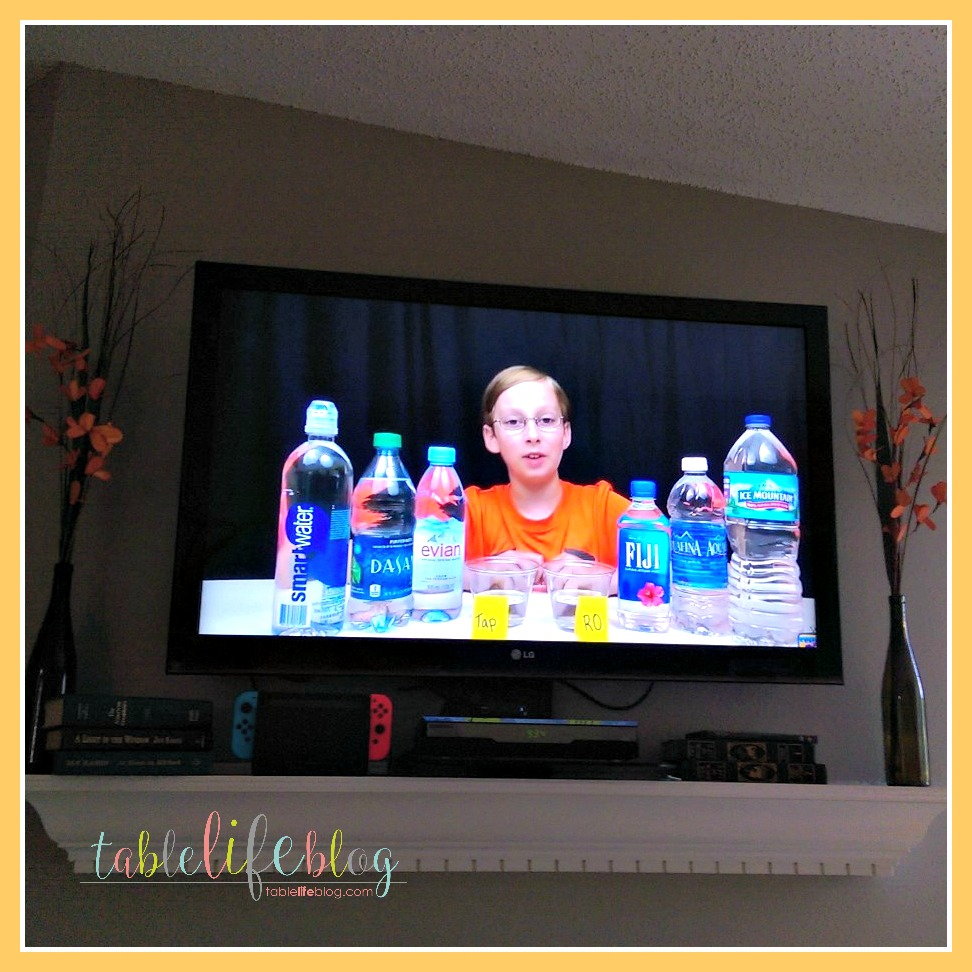 Through Their Eyes: Scenes from a Homeschool Morning