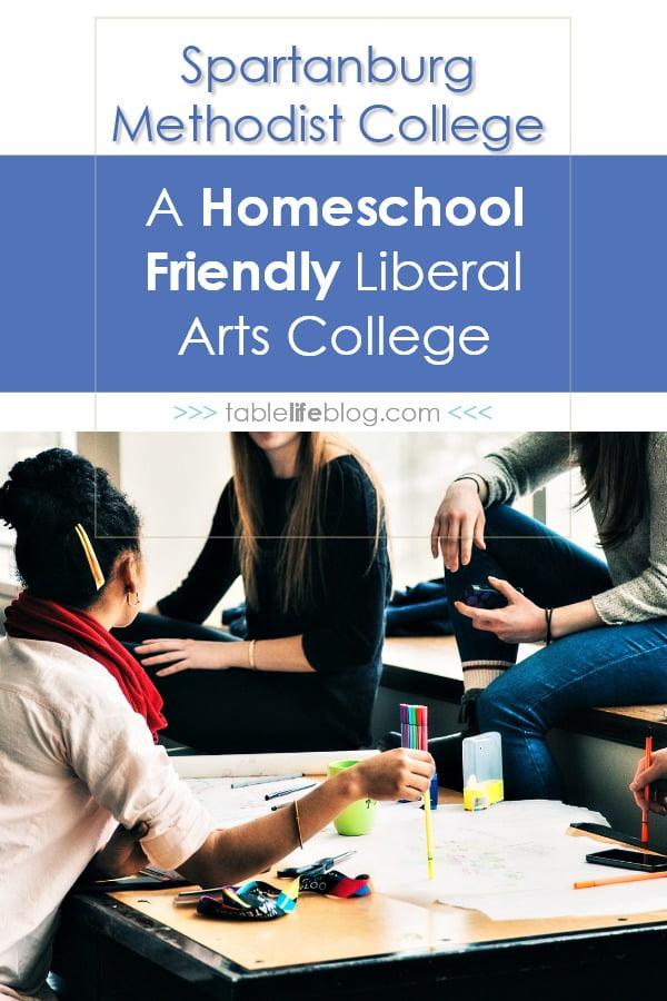 Spartanburg Methodist College: A Homeschool Friendly Liberal Arts College