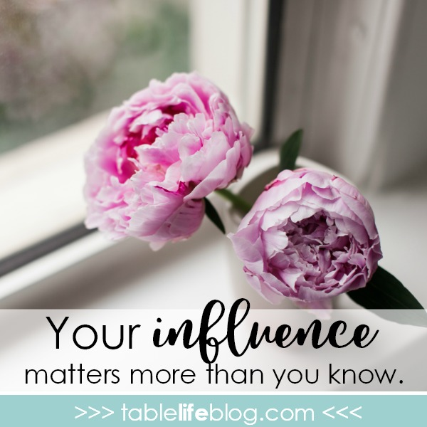 Timothy for the Homeschool Heart - Your influence matters more than you know