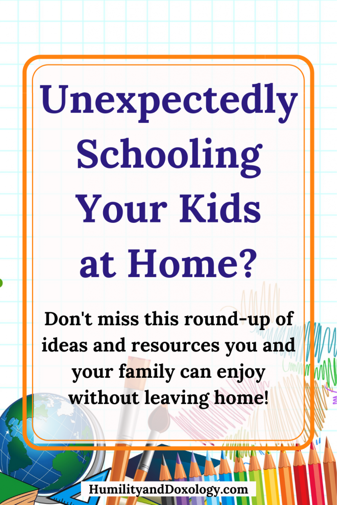 Educational Activities for Learning from Home
