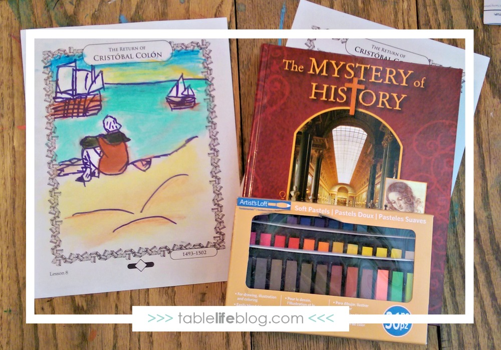Embracing The Mystery of History in Our Homeschool