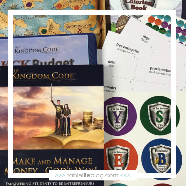 Teach Money Skills and Equip Young Entrepreneurs with The Kingdom Code