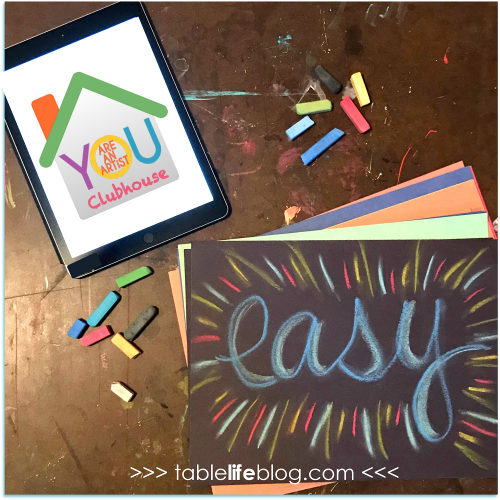 3 Ridiculously Easy Ways to Include Art in Your Homeschool Every Day