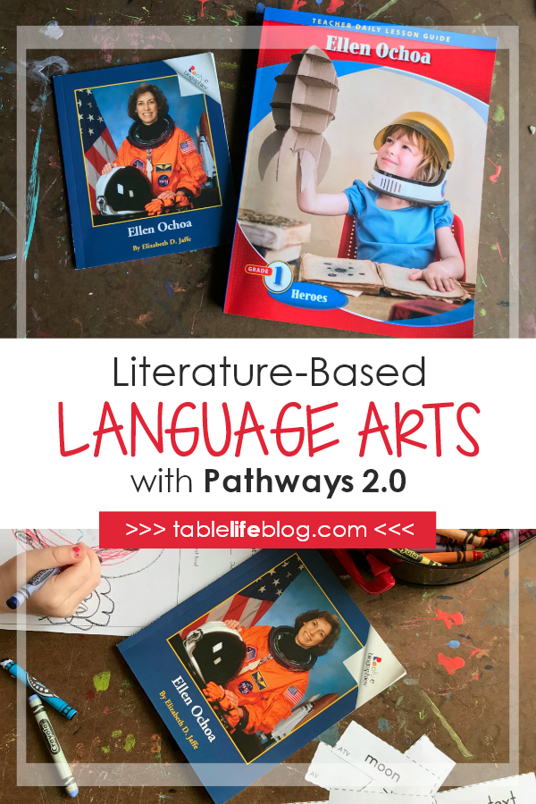 Literature-Based Language Arts with Pathways 2.0 from Kendall Hunt