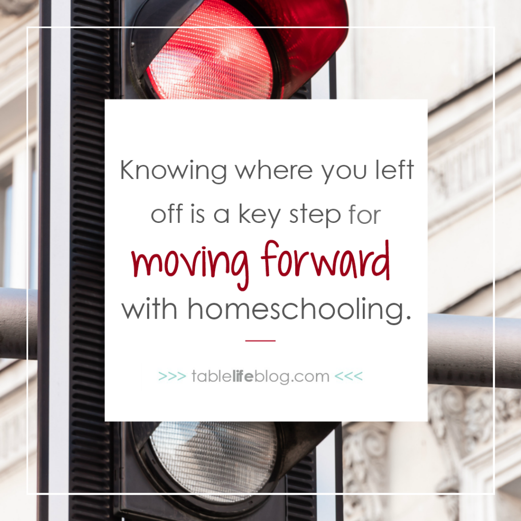Bouncing Back After Life Interrupts Your Homeschool