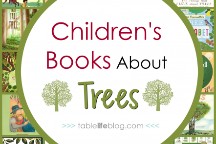 What to Read: Children's Books About Trees