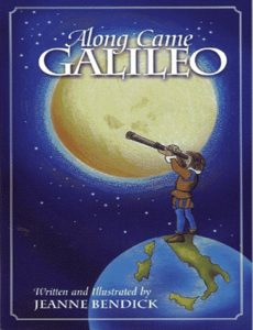 Easy Telescope Craft inspired by Along Came Galileo