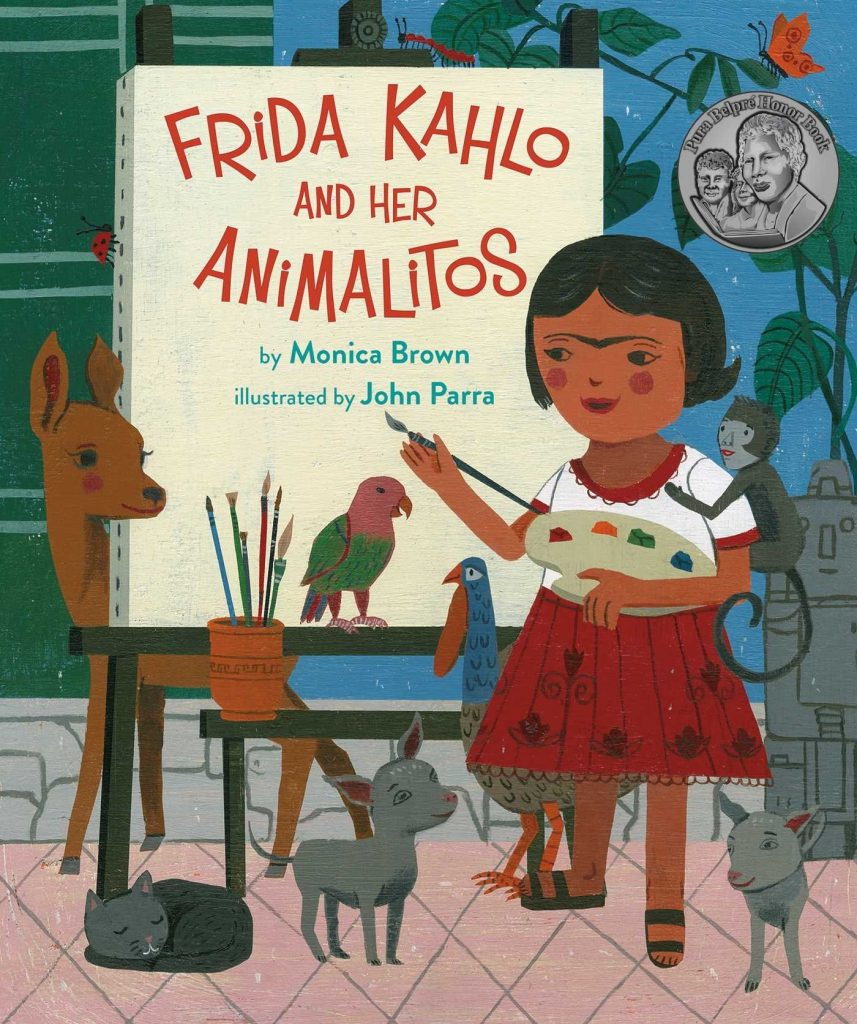 What to Read: Children's Books About Frida Kahlo