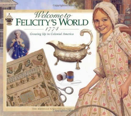 History Books for Kids ~ American Girls series