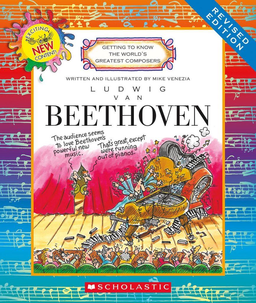 Ludwig Van Beethoven Books for Kids