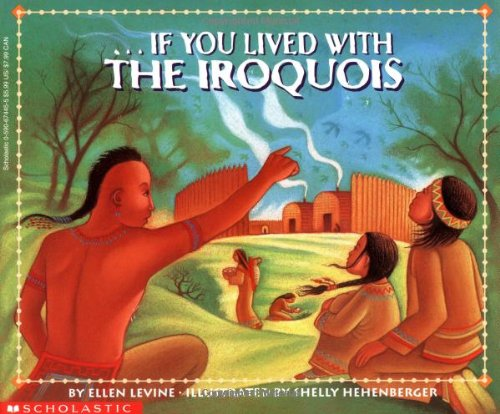 History Books for Kids ~ If You Lived... series