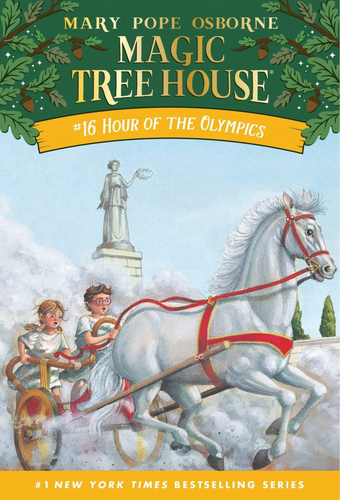 History Books for Kids ~ Magic Tree House Series