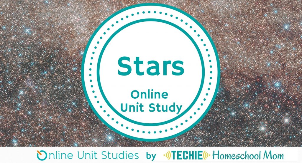Resources for learning about space: easy telescope craft and STARS Online Unit Study