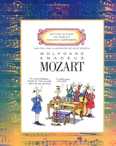What to Read: Children's Books About Mozart