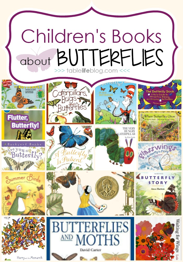 What to Read: Butterfly Books for Kids