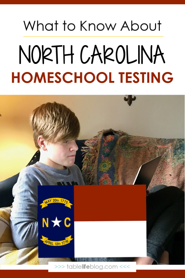 What You Need to Know About Homeschool Testing in North Carolina (Hint: it's not as stressful as you may think!)