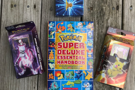 3 Things I'm learning about playing with my kids (also known as permission to buy yourself a Pokémon deck)
