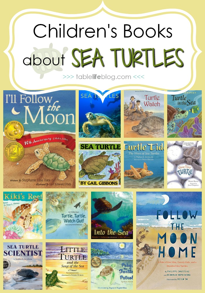 What to Read: Sea Turtle Books for Kids