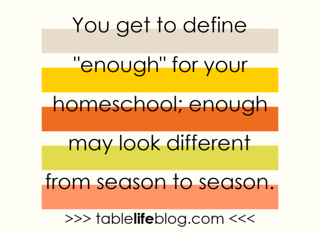 Are you making homeschool harder than it has to be?