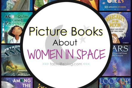 What to Read: Picture Books About Women in Space