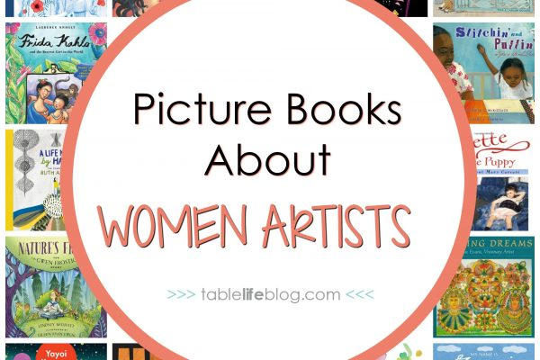What to Read: Picture Books About Women Artists