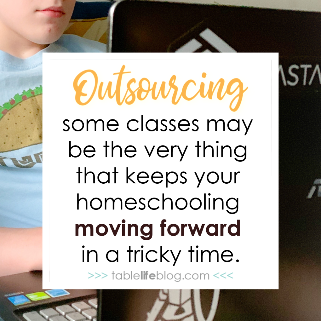 Should you turn to online homeschool lessons for the middle and high school?