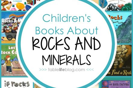 What to Read: Children's Books about Rocks and Minerals