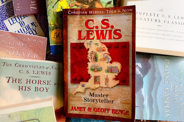 Learn the Story Behind Master Storyteller C.S. Lewis